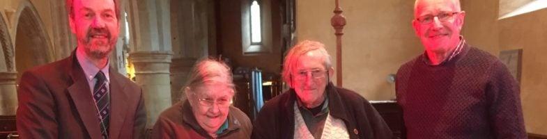 Allan Keen – 50 years