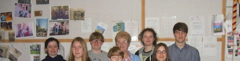 ART Award for Edington Ringing Centre Youth Group