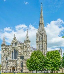 Salisbury Cathedral by Jack Pease. Taken June 7 2015.